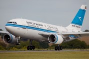 9K-ALD - Kuwait Airways Airbus A310 aircraft