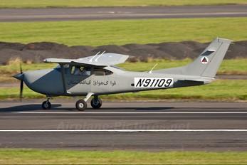 N91109 - Afghanistan - Air Force Cessna 182 Skylane (all models except RG)