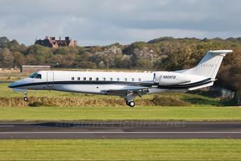 N809TD - Private Embraer ERJ-135 Legacy 600