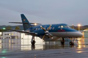 LN-FAQ - Helitrans Scottish Aviation Jetstream 31 aircraft