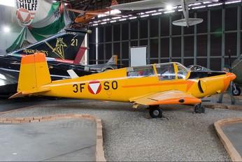 3F-SO - Austria - Air Force SAAB 91 Safir
