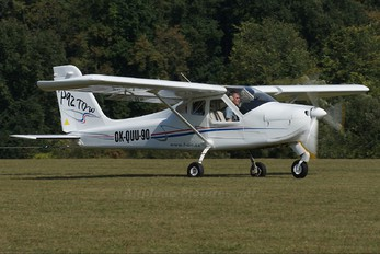 OK-QUU 90 - F-Air Tecnam P92 Echo, JS & Super