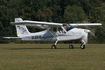 OK-QUU 90 - F-Air Tecnam P92 Echo, JS & Super