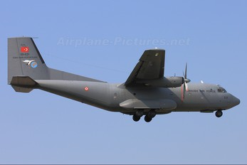 69-031 - Turkey - Air Force Transall C-160D
