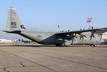 07-8608 - USA - Air Force Lockheed C-130J Hercules