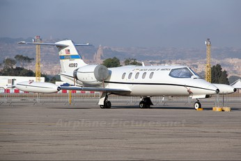 84-0083 - USA - Air Force Learjet C-21A