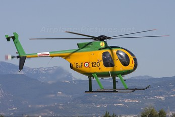 MM81140 - Italy - Guardia di Finanza Breda Nardi NH500
