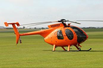N500SY - Private Hughes 369E