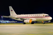 EK-RAOI - Armenia - Government Airbus A319 CJ aircraft