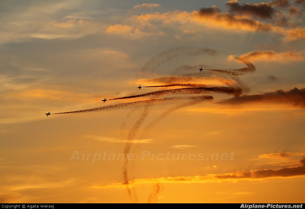 Turkey - Air Force : Turkish Stars - aircraft at Ostrava Mošnov
