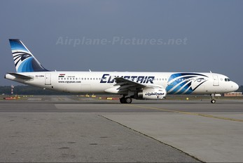 SU-GBW - Egyptair Airbus A321
