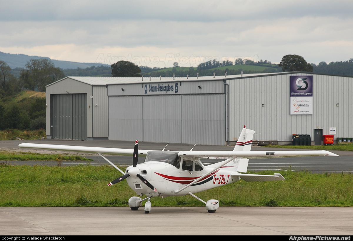 GZBLT  Private Cessna 182 Skylane All Models Except RG At Enniskillen  S