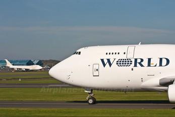 N742WA - World Airways Cargo Boeing 747-400BCF, SF, BDSF