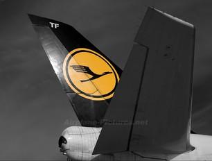 D-ABTF - Lufthansa Boeing 747-400