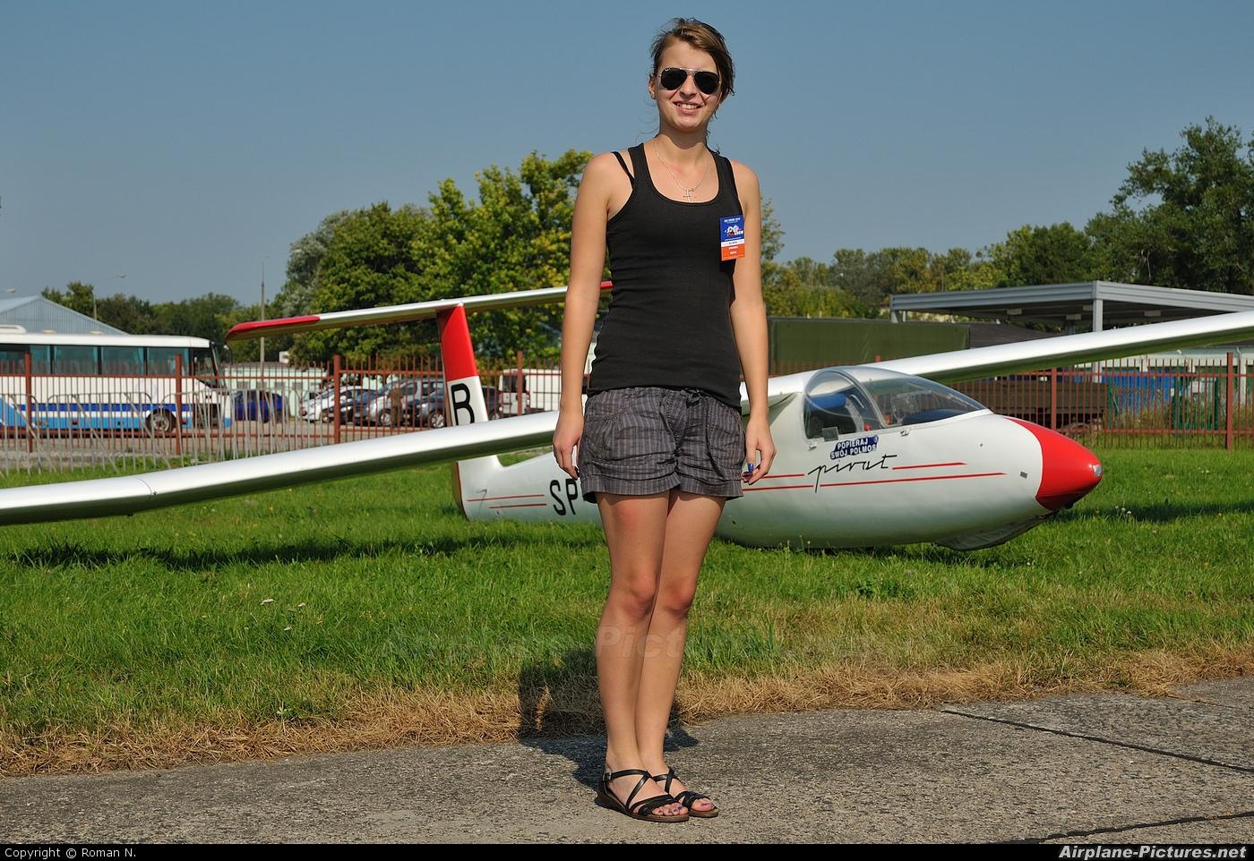 - Aviation Glamour - aircraft at Radom - Sadków