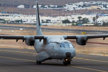 T.21-08  - Spain - Air Force Casa C-295M