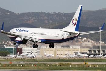 VQ-BNK - Orenair Boeing 737-800