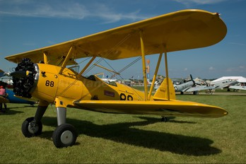 N65693 - Private Boeing Stearman, Kaydet (all models)