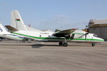 5A-DOA - Libya - Air Force Antonov An-26 (all models)