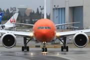 N778SA - TNT Boeing 777F aircraft
