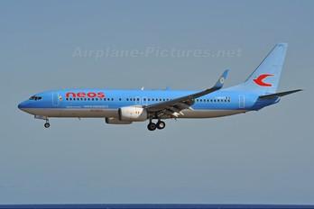 I-NEOT - Neos Boeing 737-800