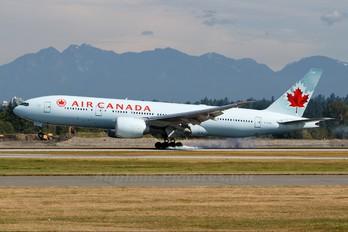 C-FIVK - Air Canada Boeing 777-200LR