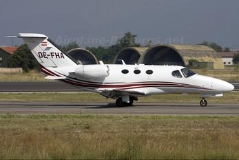 OE-FHA - Globe Air Cessna 510 Citation Mustang
