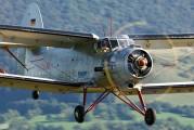 D-FWJM - Private Antonov An-2 aircraft