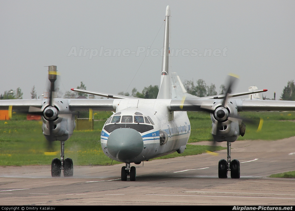 Russia - Navy 53 aircraft at Moscow - Ostafyevo