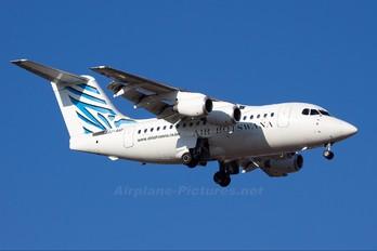 A2-ABF - Air Botswana British Aerospace BAe 146-100/Avro RJ70