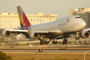 HL7413 - Asiana Cargo Boeing 747-400BCF, SF, BDSF aircraft