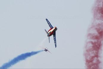 """E46 - France - Air Force """"Patrouille de France"""" Dassault - Dornier Alpha Jet E"""