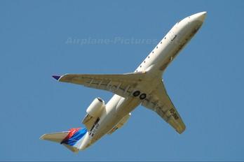 VQ-BNB - Rusline Canadair CL-600 CRJ-200