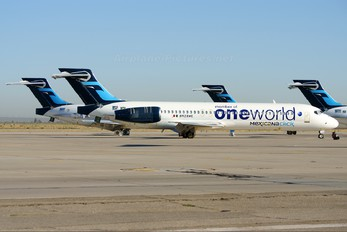 N928ME - MexicanaClick Boeing 717