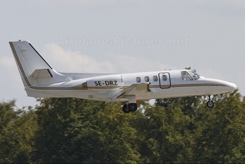 SE-DRZ - Private Cessna 500 Citation