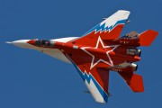 156 - RSK MiG Mikoyan-Gurevich MiG-29OVT aircraft