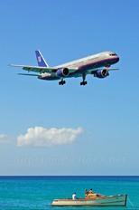 N582UA - United Airlines Boeing 757-200
