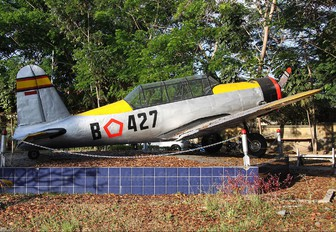 B-427 - Indonesia - Air Force Vultee BT-13