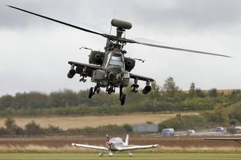 ZJ186 - British Army Westland Apache AH.1