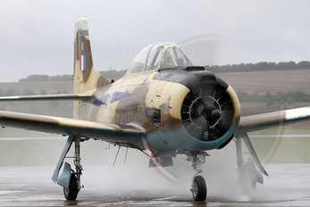 N14113 - Private North American T-28A Fennec