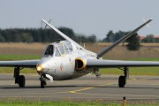 OY-FGA - Private Fouga CM-170 Magister aircraft