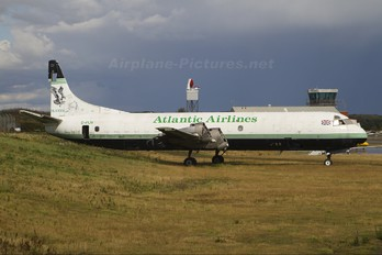 G-FIJV - Atlantic Airlines Lockheed L-188 Electra