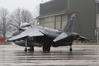 ZD402 - Royal Air Force British Aerospace Harrier GR.9