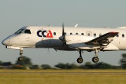 OK-CCD - CCA - Central / Czech Connect Airlines SAAB 340 aircraft