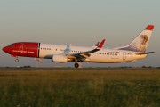LN-DYL - Norwegian Air Shuttle Boeing 737-800 aircraft