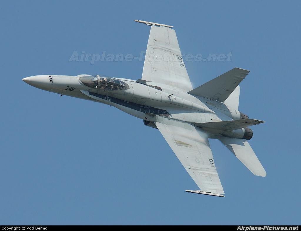USA - Navy 162888 aircraft at Cleveland - Burke Lakefront
