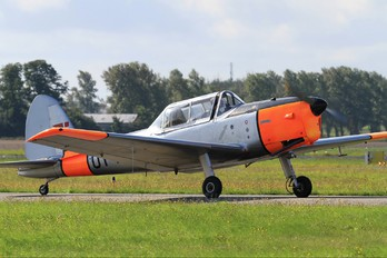 OY-AVF - Private de Havilland Canada DHC-1 Chipmunk