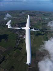 D-1486 - Sportfluggruppe Nordholz/Cuxhaven Glaser-Dirks DG-500 Elan Orion