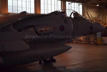 ZG530 - Royal Air Force British Aerospace Harrier GR.9