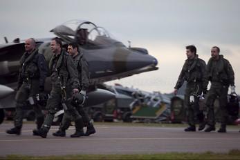 ZG506 - Royal Air Force British Aerospace Harrier GR.9